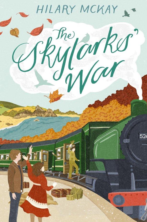 the skylarks' war.jpg
